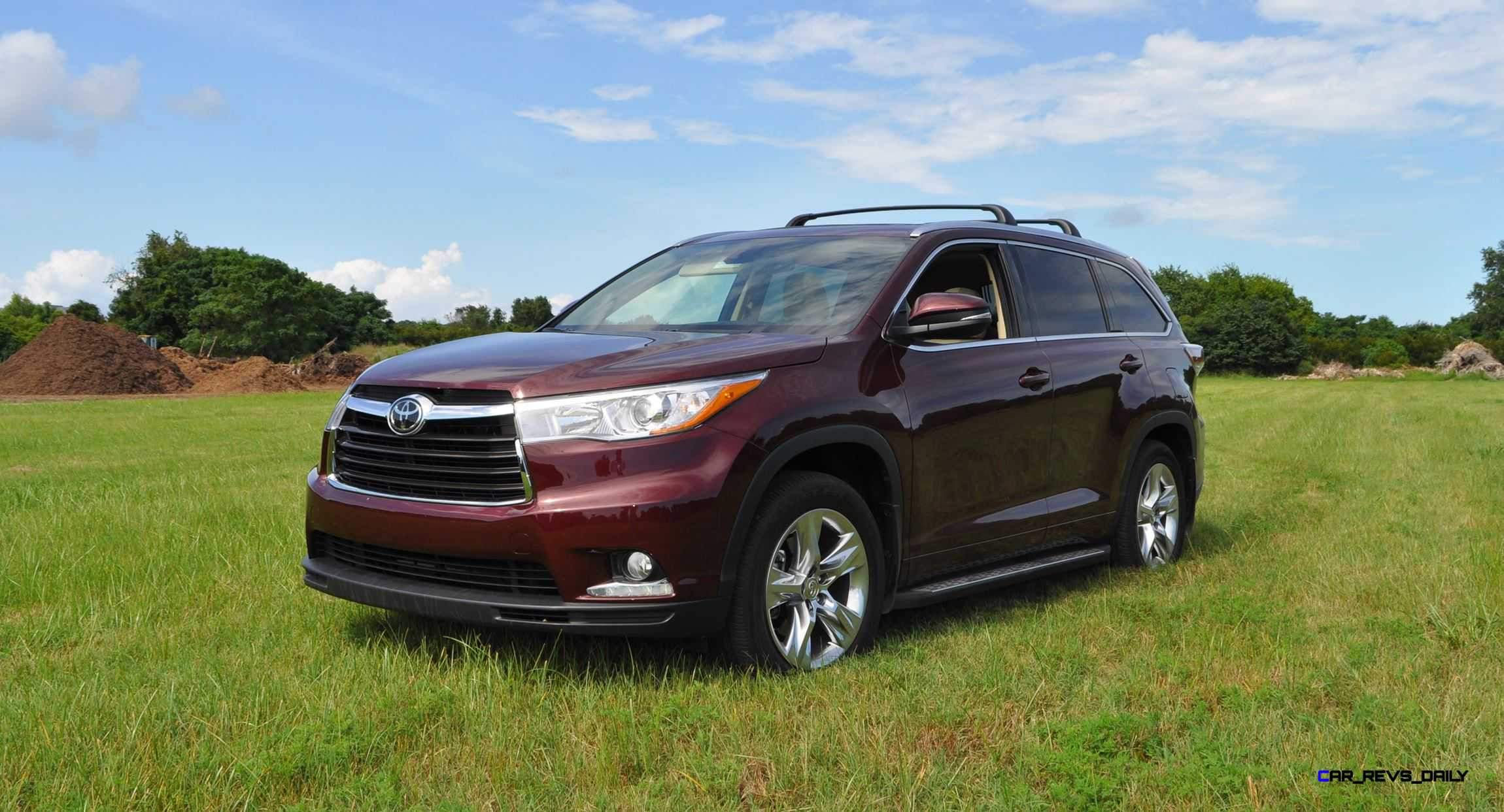 Nissan Rogue 7 Seater >> 2015 Toyota Highlander AWD Limited Review