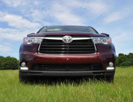 Road Test Review – 2015 Toyota Highlander AWD Limited – Fave Family Truckster Is Tahoe-Tough but Lexus-Smooth