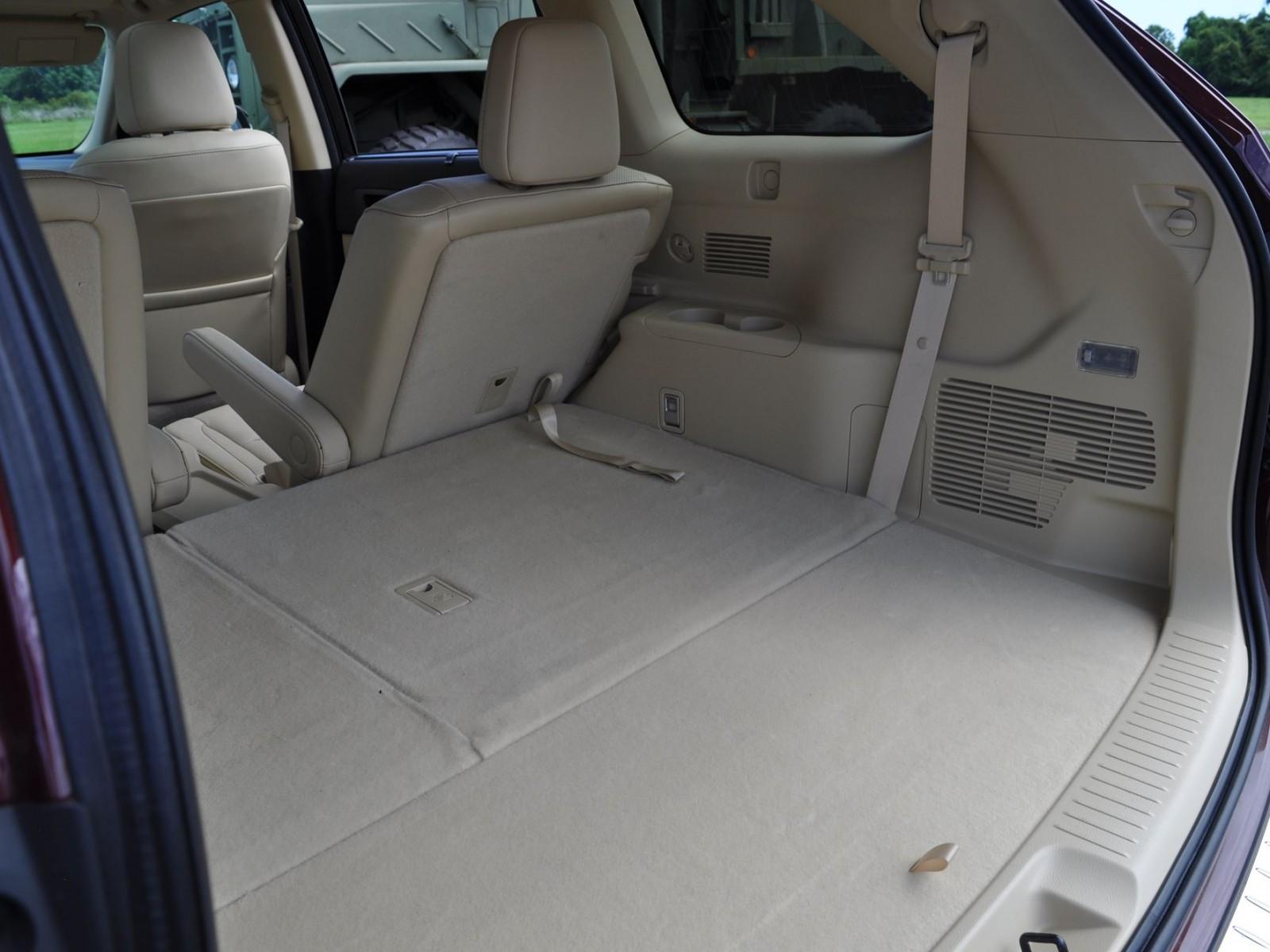 2015 Toyota Highlander Awd Limited Interior Photos 14