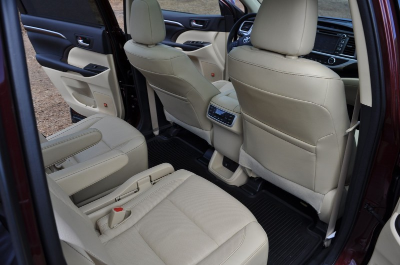 2015 Toyota Highlander AWD Limited - Interior Photos 5