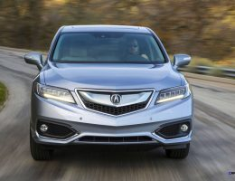 2016 Acura RDX Refresh Adds Power, Tech and Style – 40 New Photos + Pricing by Trim