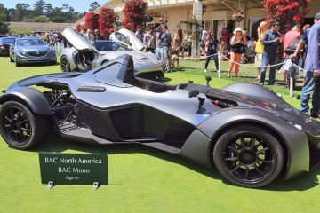 2016 BAC Mono Scores Prime Placement on Concept Lawn + Configurator