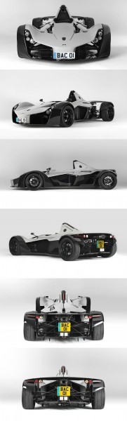 2016 BAC Mono - Digital Color Visualizer + TallPapers 1