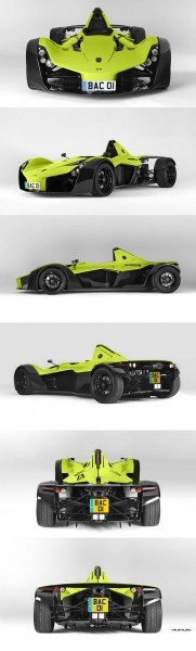 2016 BAC Mono - Digital Color Visualizer + TallPapers 3