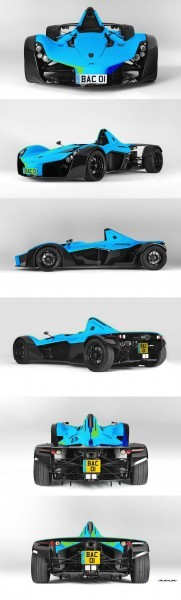 2016 BAC Mono - Digital Color Visualizer + TallPapers 4