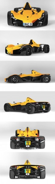 2016 BAC Mono - Digital Color Visualizer + TallPapers 5