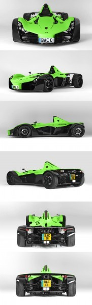 2016 BAC Mono - Digital Color Visualizer + TallPapers 6