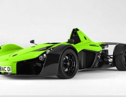 2016 BAC Mono – Digital Color Visualizer + TallPapers
