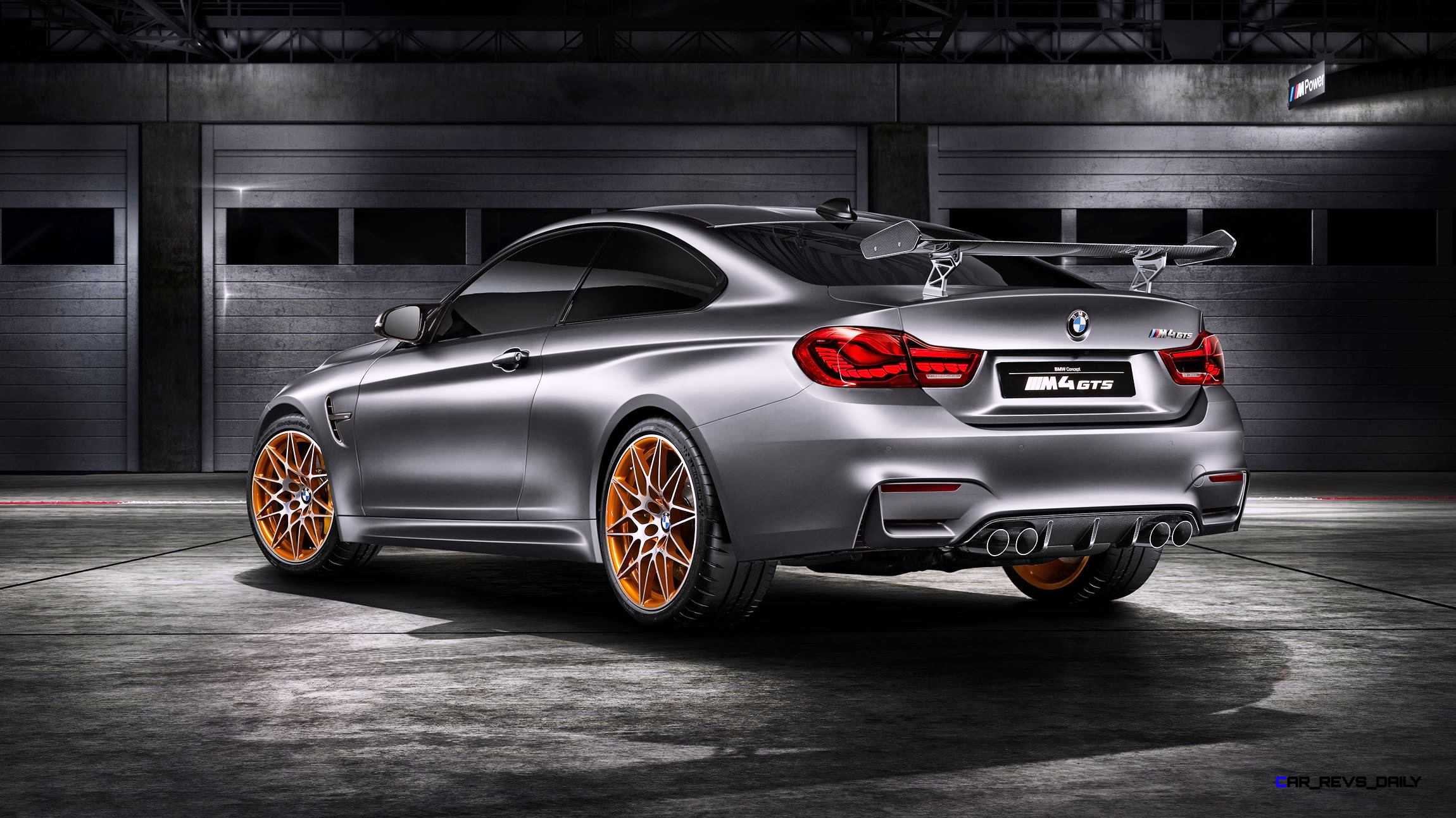 m4 gts bmw turbo concept