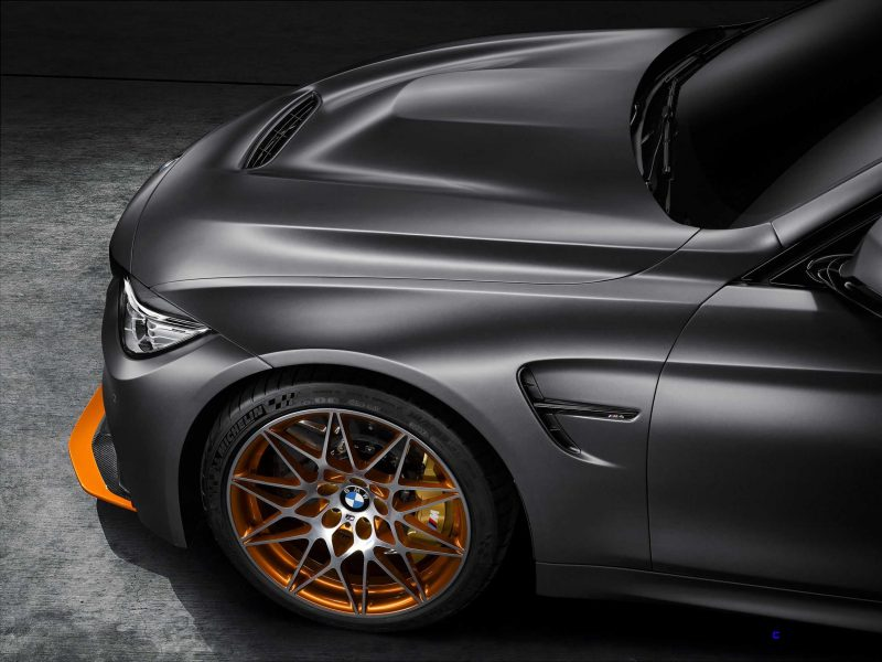 The Engine Powering The BMW Concept M4 GTS Is Equipped With The Same  Innovative Water Injection System That Has Endowed The BMW M4 MotoGP Safety  Car ...