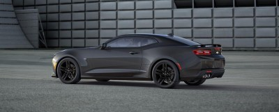 2016 Chevrolet CAMARO Coupe Colors 13