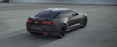 2016 Chevrolet CAMARO Coupe Colors 14