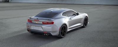 2016 Chevrolet CAMARO Coupe Colors 18
