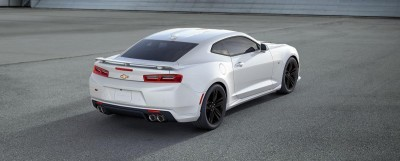 2016 Chevrolet CAMARO Coupe Colors 22
