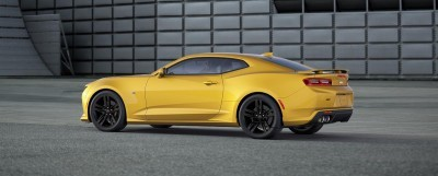 2016 Chevrolet CAMARO Coupe Colors 25
