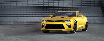 2016 Chevrolet CAMARO Coupe Colors 27