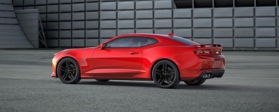 2016 Chevrolet CAMARO Coupe Colors 29