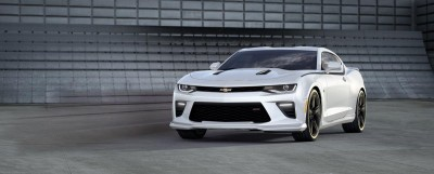 2016 Chevrolet CAMARO Coupe Colors 3
