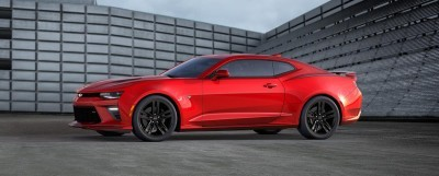 2016 Chevrolet CAMARO Coupe Colors 32
