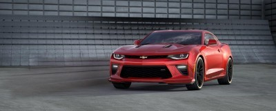 2016 Chevrolet CAMARO Coupe Colors 35