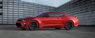 2016 Chevrolet CAMARO Coupe Colors 36