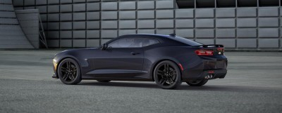 2016 Chevrolet CAMARO Coupe Colors 37