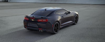 2016 Chevrolet CAMARO Coupe Colors 38