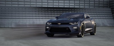 2016 Chevrolet CAMARO Coupe Colors 39