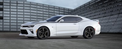 2016 Chevrolet CAMARO Coupe Colors 4