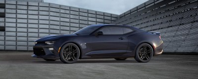 2016 Chevrolet CAMARO Coupe Colors 40