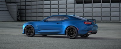 2016 Chevrolet CAMARO Coupe Colors 41