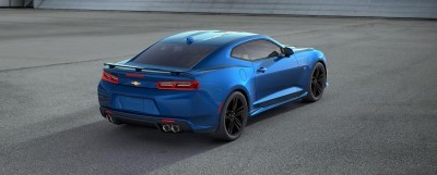 2016 Chevrolet CAMARO Coupe Colors 42