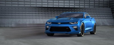 2016 Chevrolet CAMARO Coupe Colors 43