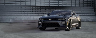 2016 Chevrolet CAMARO Coupe Colors 7