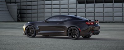2016 Chevrolet CAMARO Coupe Colors 9
