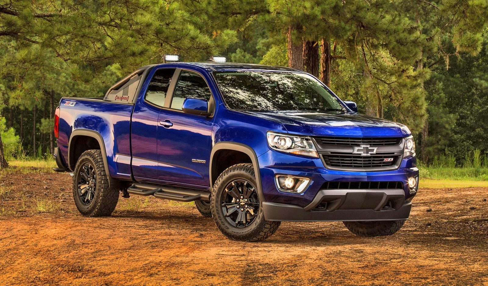 2016 chevrolet colorado trail boss. Black Bedroom Furniture Sets. Home Design Ideas