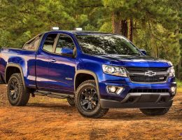 2016 Chevrolet Colorado Adds DuraMax Diesel Option + Trail Boss and Midnight Packages