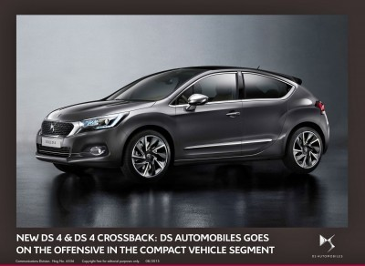 2016 Citroen DS4 and DS4 Crossback 11