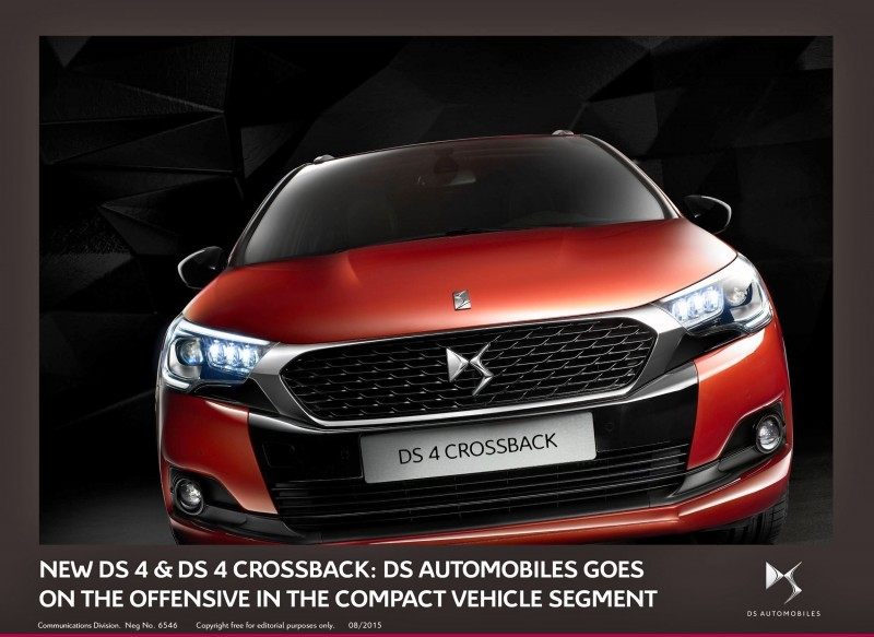 2016 Citroen DS4 and DS4 Crossback 16