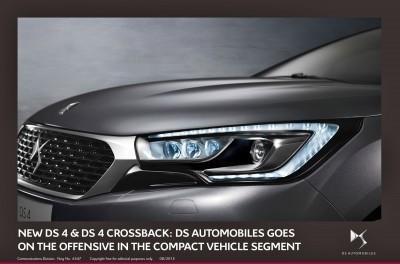 2016 Citroen DS4 and DS4 Crossback 17