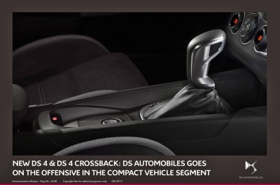 2016 Citroen DS4 and DS4 Crossback 18