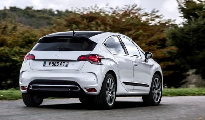 2016 Citroen DS4 and DS4 Crossback 23