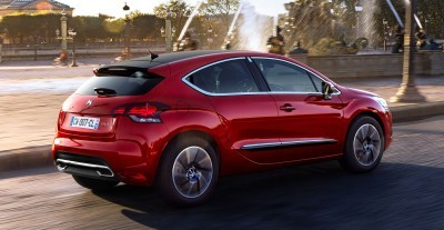 2016 Citroen DS4 and DS4 Crossback 24