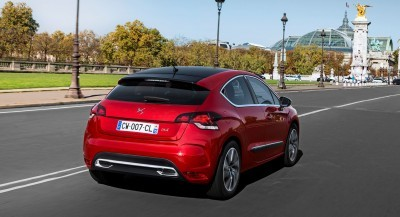 2016 Citroen DS4 and DS4 Crossback 25
