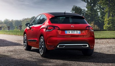 2016 Citroen DS4 and DS4 Crossback 26
