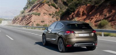 2016 Citroen DS4 and DS4 Crossback 8