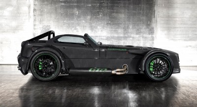 2016 Donkervoort D8 GTO Bare Naked Carbon Edition 10