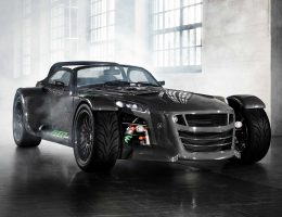 2.6s 2016 Donkervoort D8 GTO Bare Naked Carbon Edition Cuts 200Lbs from Chop-Top Track Rocket