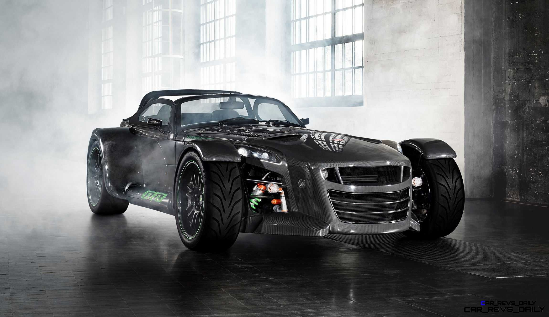 2016 Donkervoort D8 GTO Bare Naked Carbon Edition 13
