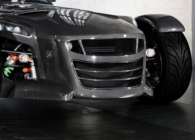 2016 Donkervoort D8 GTO Bare Naked Carbon Edition 15